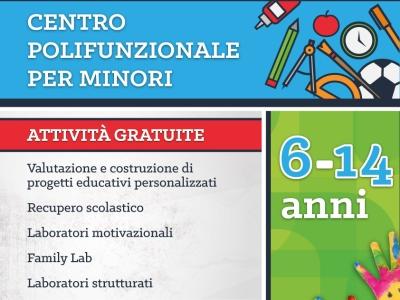 Centro Polifunzionale per Minori - Scafati