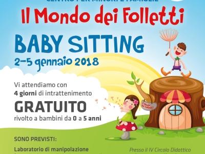 Baby Sitting 2018 - Il Mondo dei Folletti